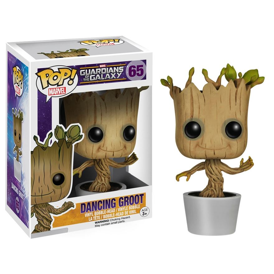POP! Vinyl: Dancing Groot