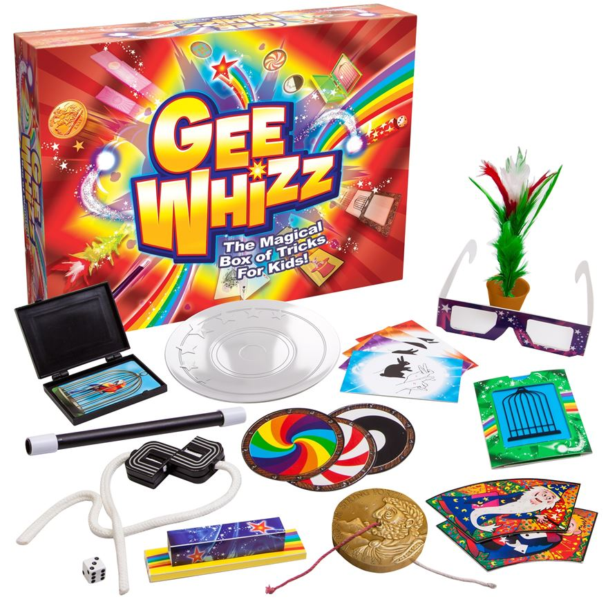 Gee Whizz The Magical Box of Tricks image-0