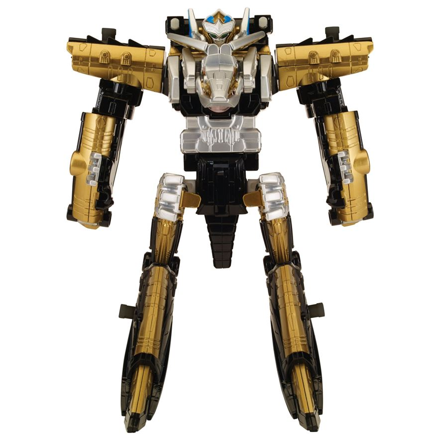 Power Rangers Dino Charge Ptera Charge Megazord image-0