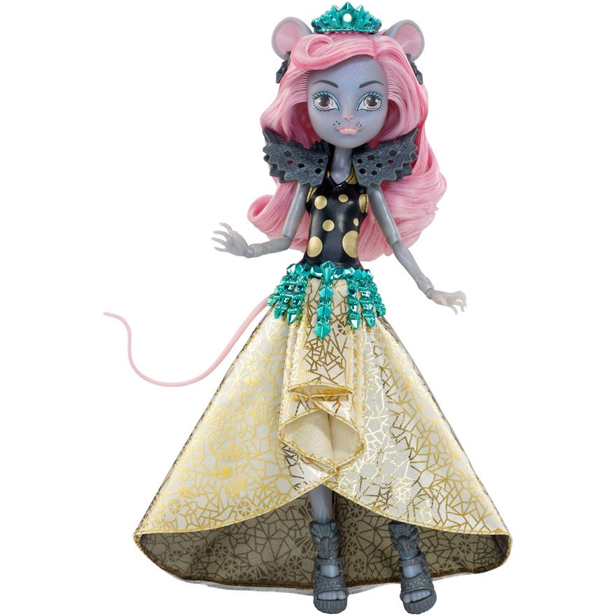 Monster High Boo York New Character Mouscedes King Doll image-0