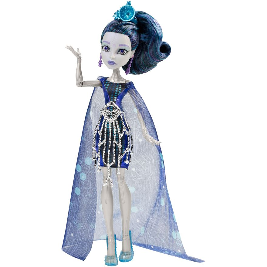 Monster High Boo York New Character Elle Eedee Doll image-0