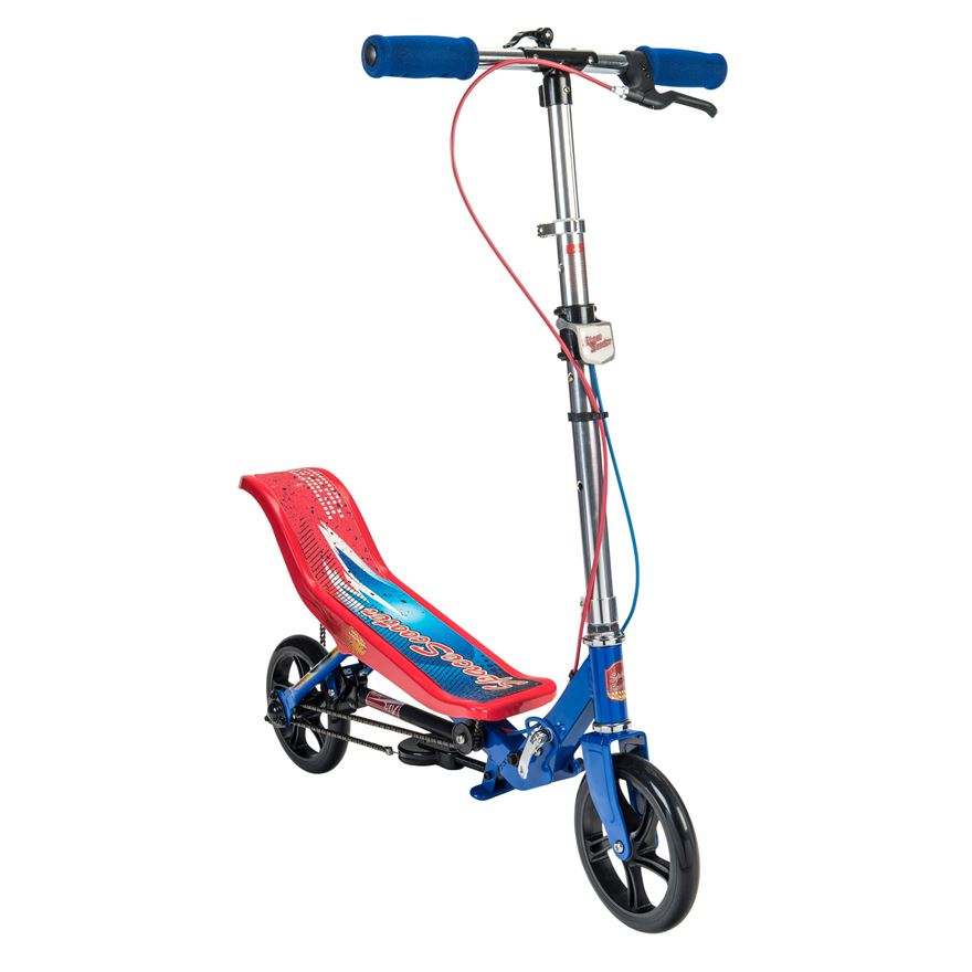 Space Scooter Blue/Red image-0