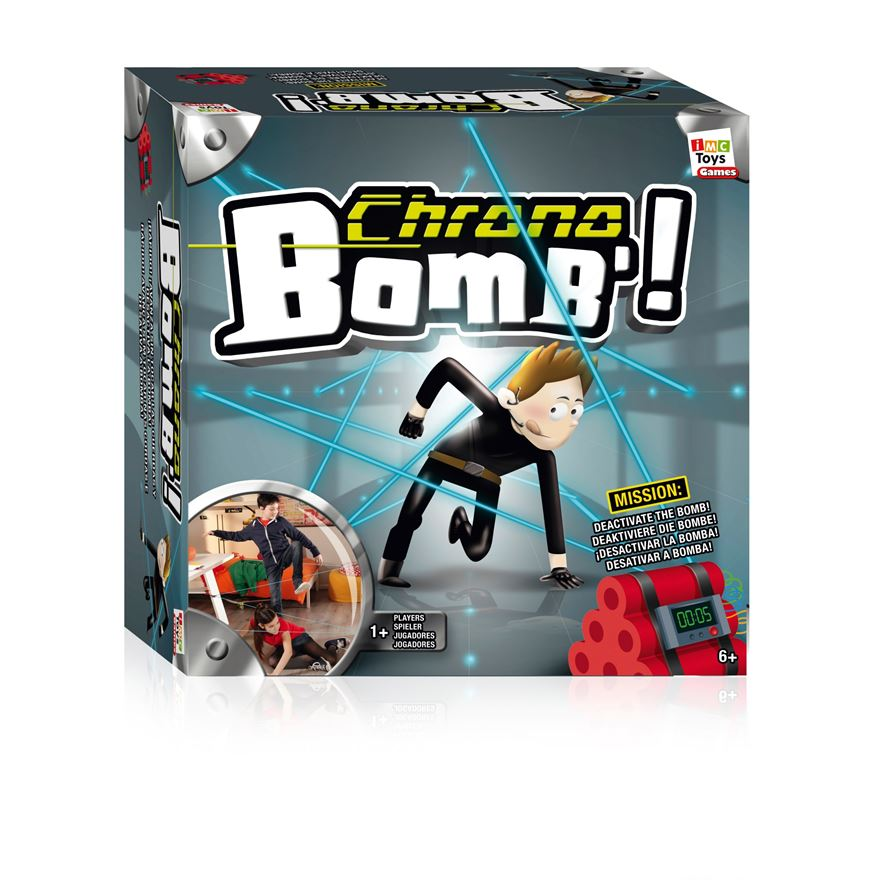 Chrono Bomb Game image-0