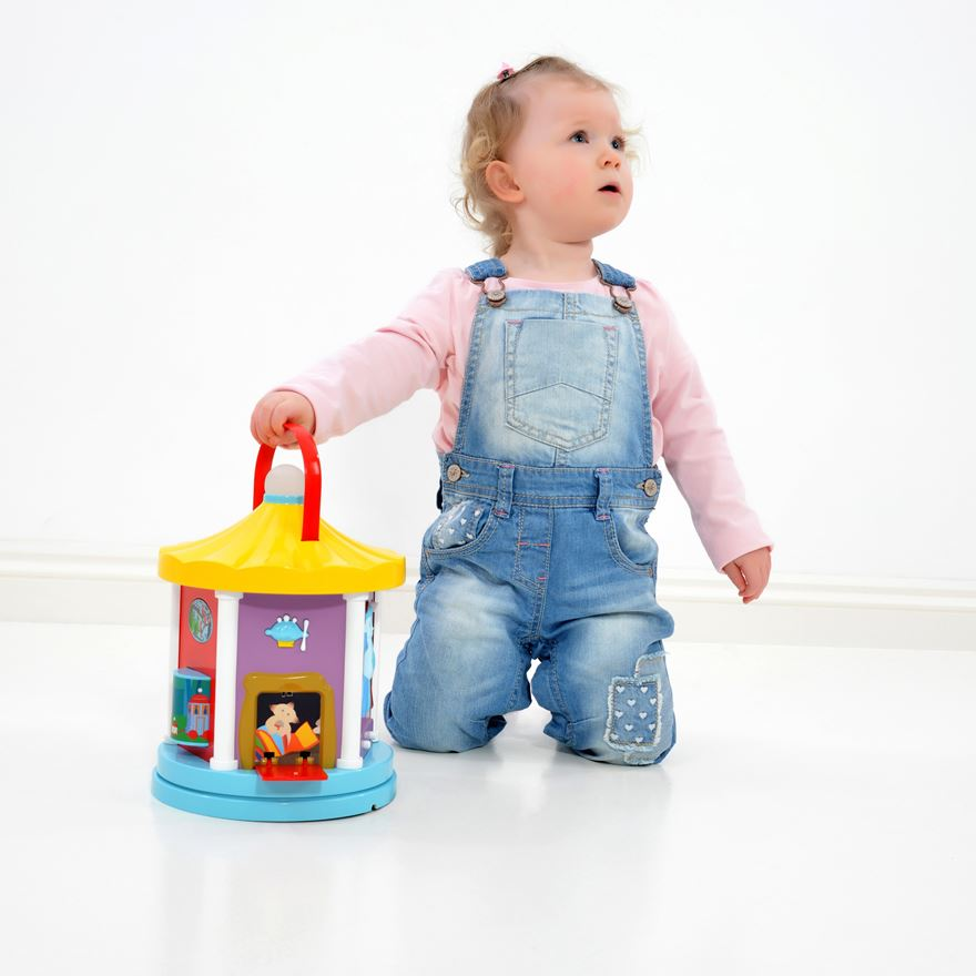 In The Night Garden Explore and Learn Musical Activity Carousel image-0