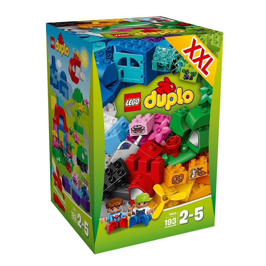 LEGO Duplo Large Creative Box 10622 image-0