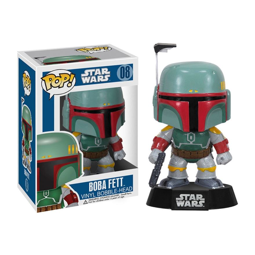 POP! Vinyl: Star Wars Boba Fett