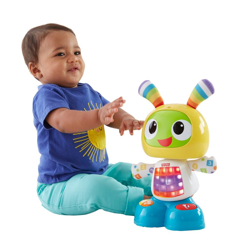 Fisher-Price Bright Beats Dance and Move BeatBo image-0