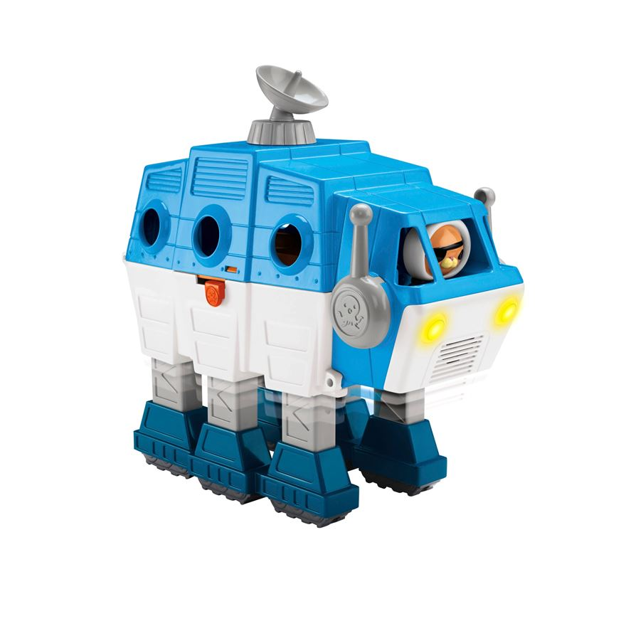 Octonauts Gup-I Transforming Polar Vehicle image-0