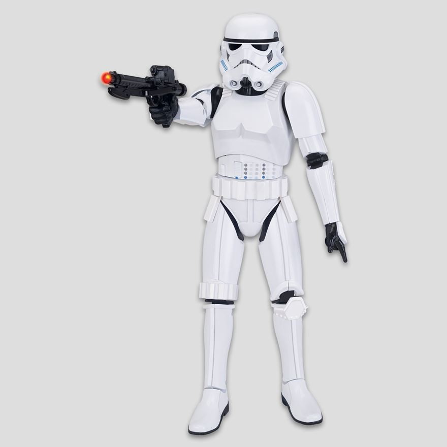 Star Wars Interactive Stormtrooper Figure image-0