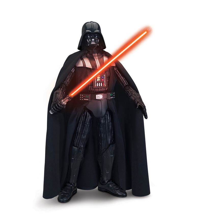 Star Wars Darth Vader Interactive Figure image-0
