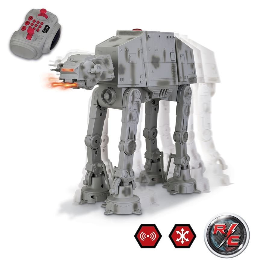 Star Wars AT-AT Remote Control Vehicle image-0