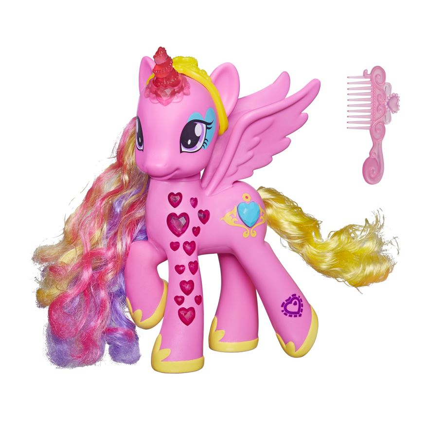 My Little Pony Glowing Hearts Princess Cadance image-0