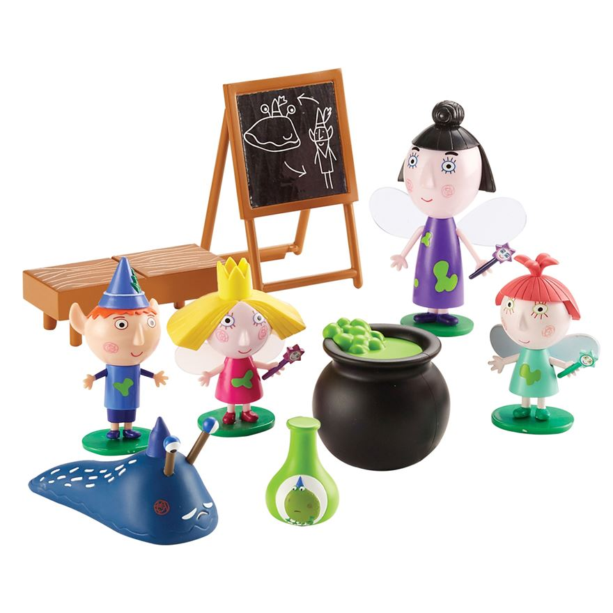 Ben & Holly Magic Class Set image-0