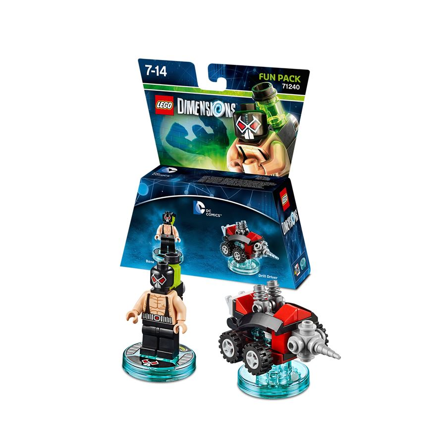 LEGO Dimensions Fun Pack: DC Bane image-0