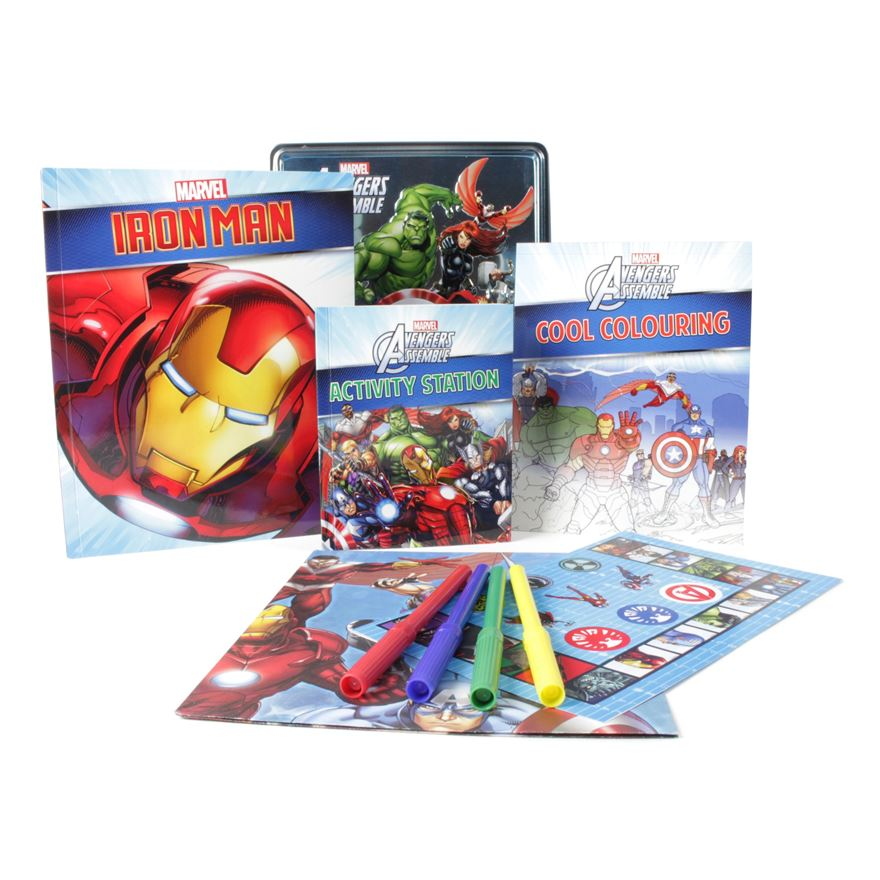 Marvel Avengers Happy Tin image-0