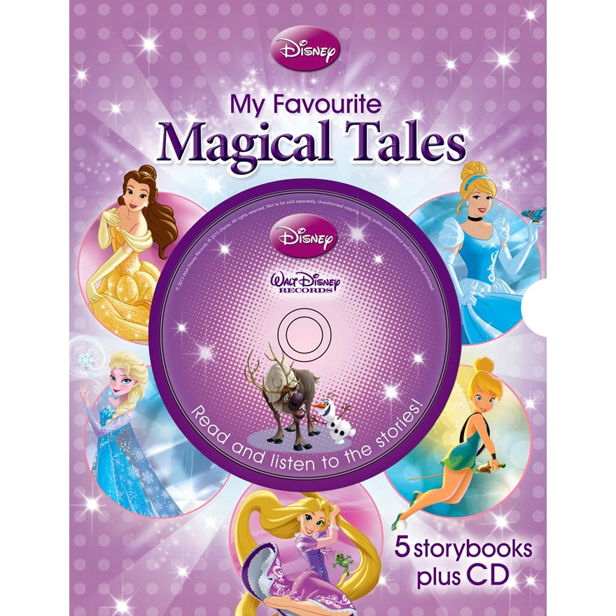 Disney My Favourite Magical Tales