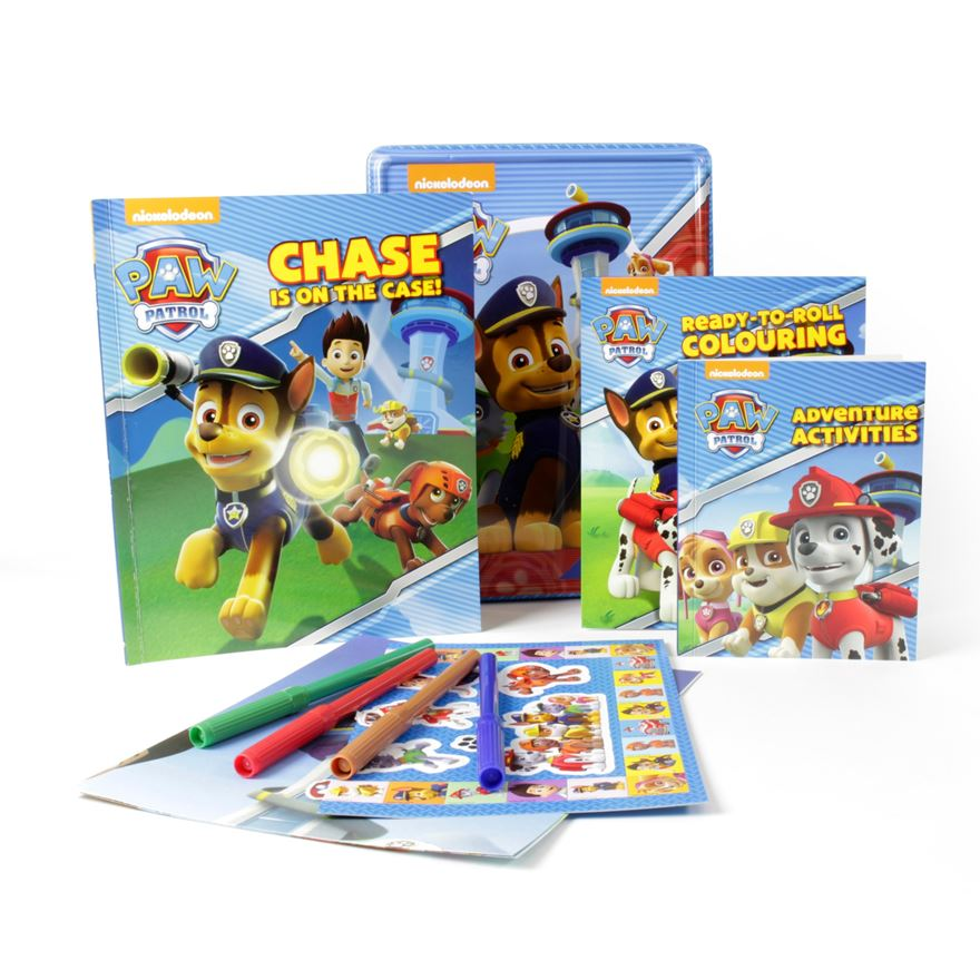 Paw Patrol Happy Tin image-0
