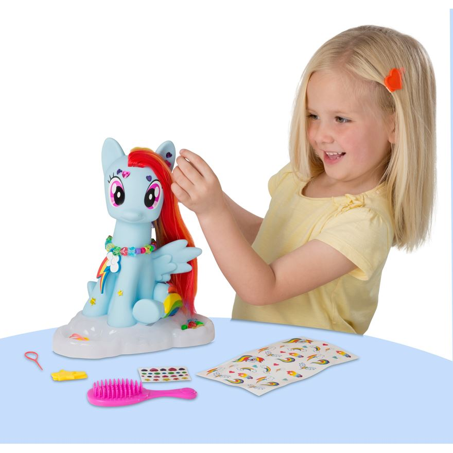 My Little Pony Style & Groom Rainbow Dash Pony image-0