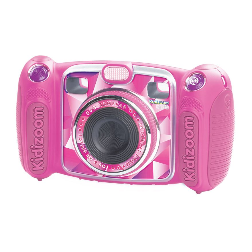 VTech Kidizoom Duo Camera Pink image-0