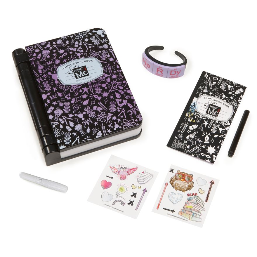 Project Mc2 A.D.I.S.N. Journal image-0