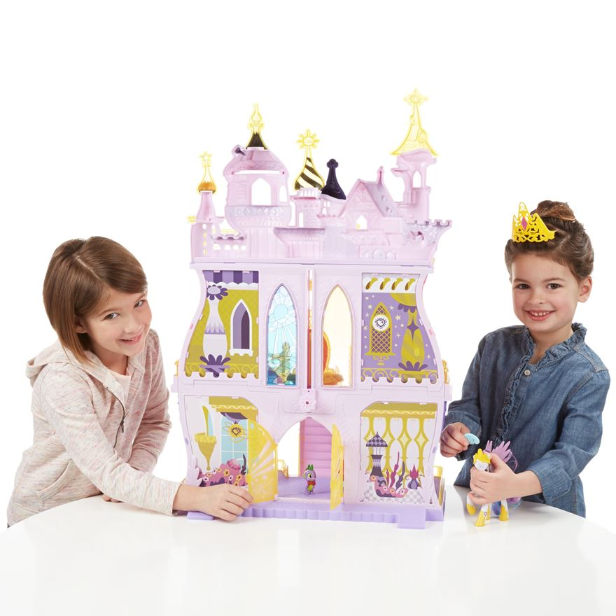My Little Pony Cutie Mark Magic Playset image-0