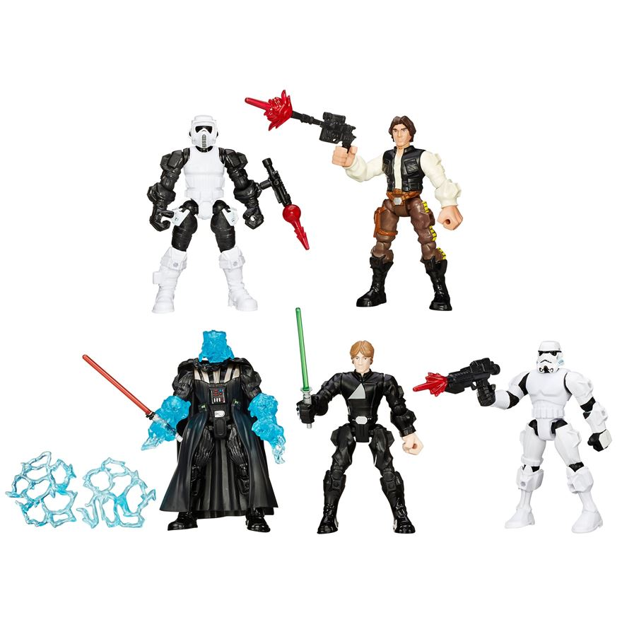 Star Wars Hero Mashers Return of the Jedi Multipack image-0