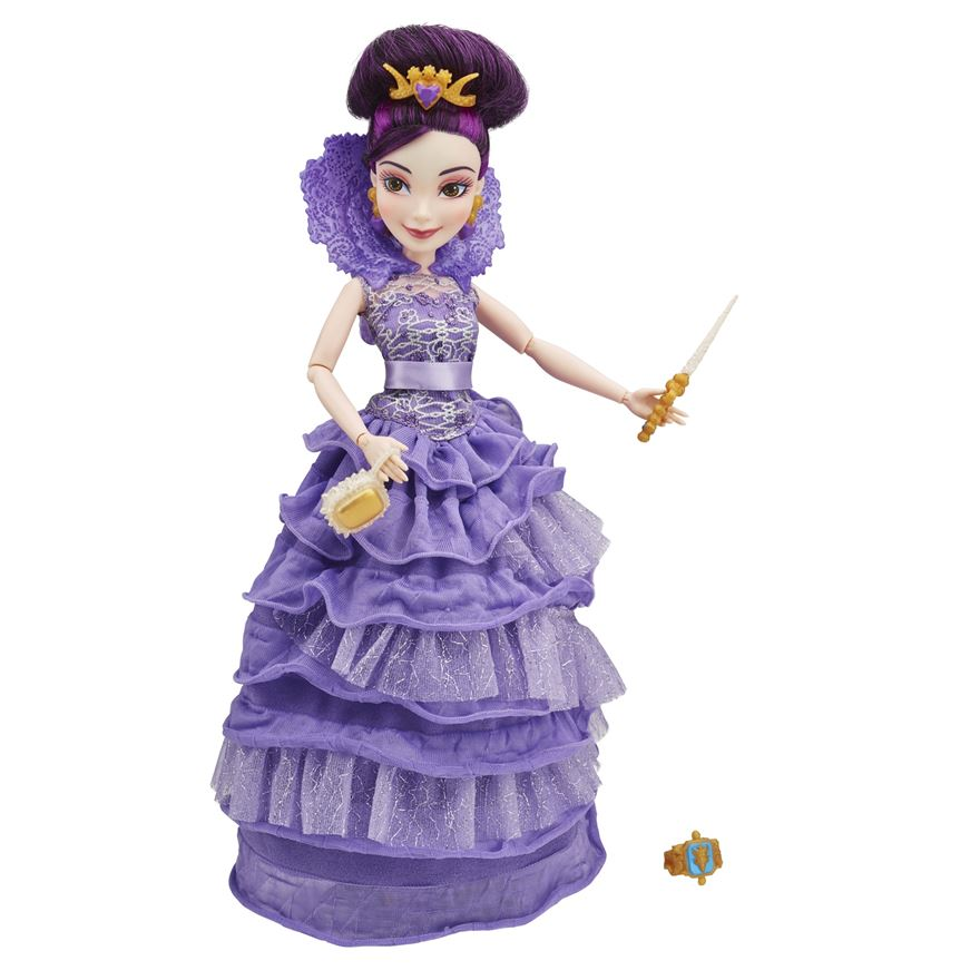 Disney Descendants Mal Coronation Doll Isle of the Lost image-0