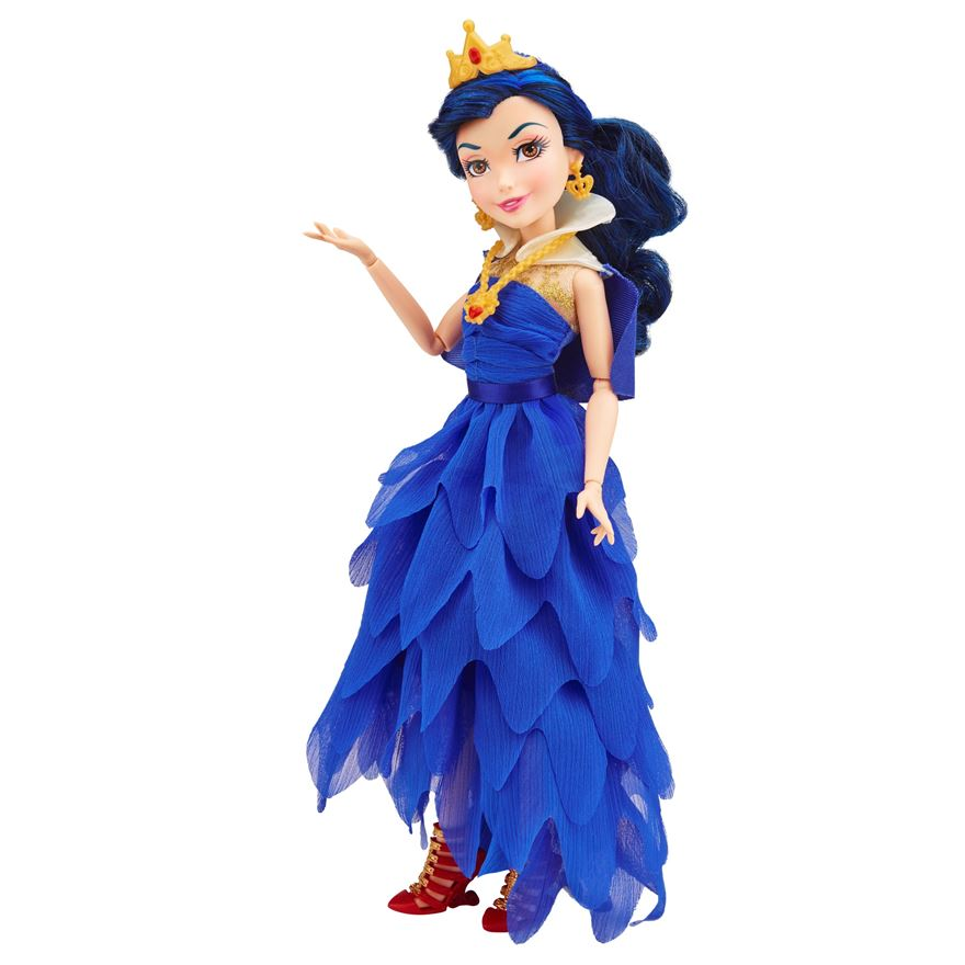 Disney Descendants Evie Coronation Doll Isle of the Lost image-0