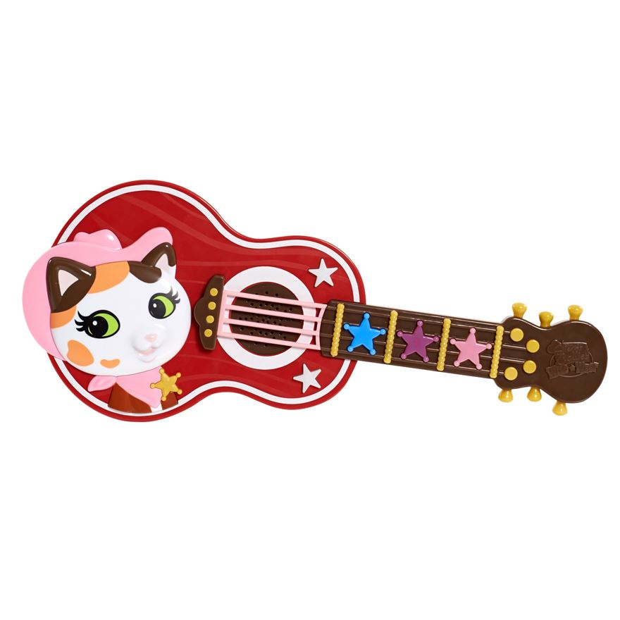 Sheriff Callie Wild West - Strum and Star Guitar image-0