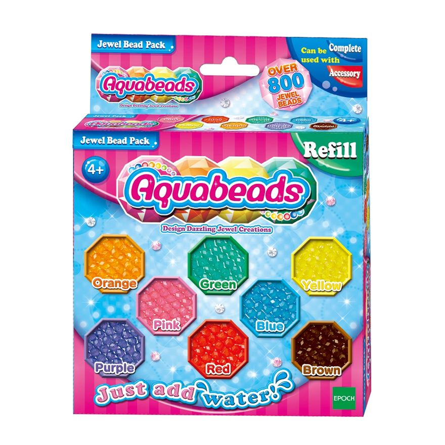 AquaBeads Jewel Bead Pack image-0
