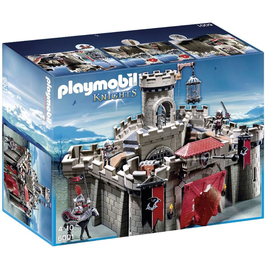 Playmobile Knights Hawk Castle 6001 image-0