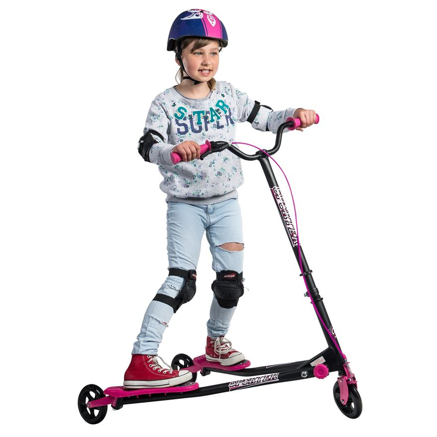 Sporter 2 Pink Scooter image-0