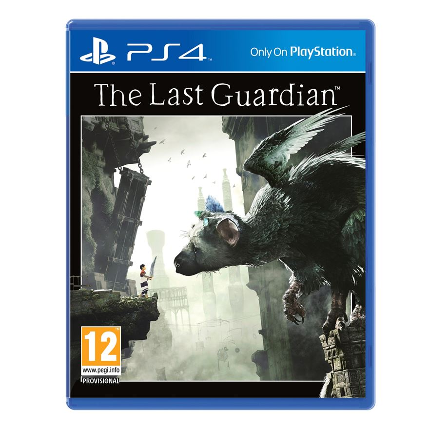 The Last Guardian PS4 image-0