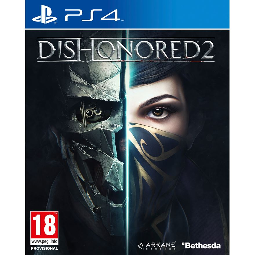 Dishonored 2 PS4 image-0