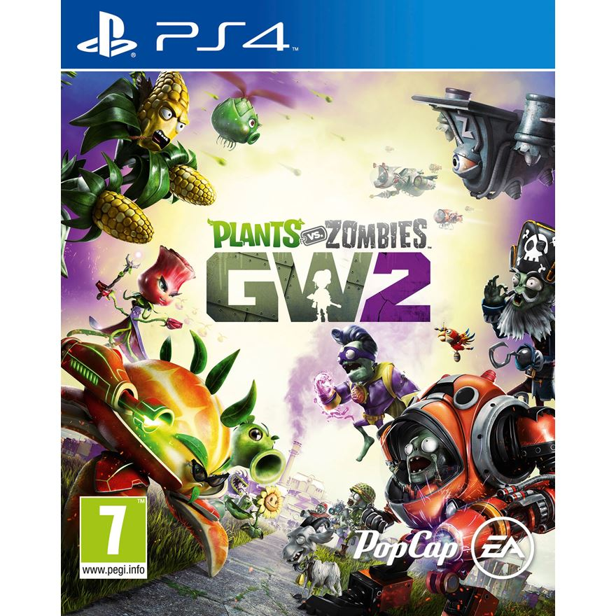 Plants vs Zombies: Garden Warfare 2 PS4 image-0
