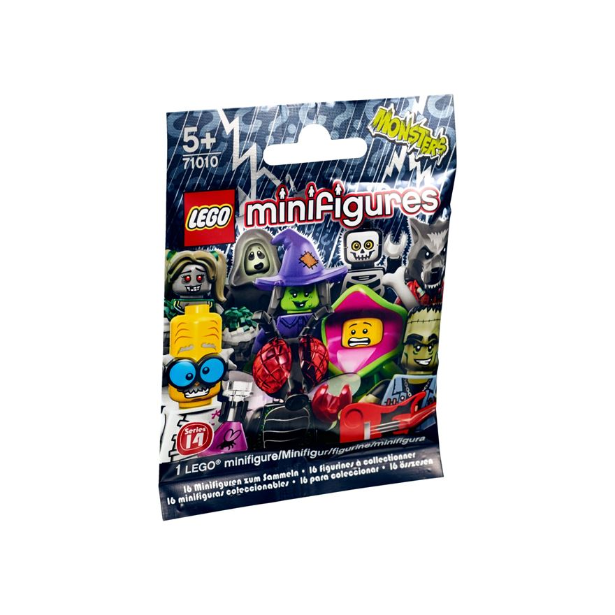 LEGO Minifigures Monsters Series 14 71010 image-0