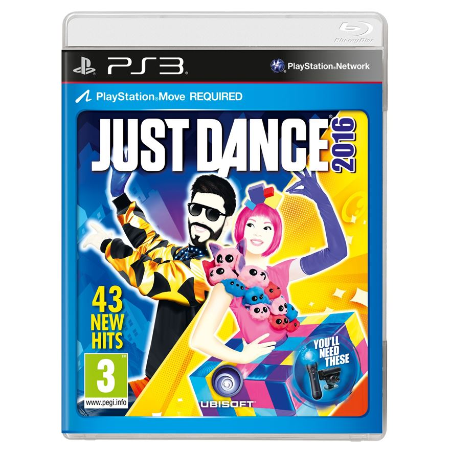 Just Dance 2016 PS3 image-0