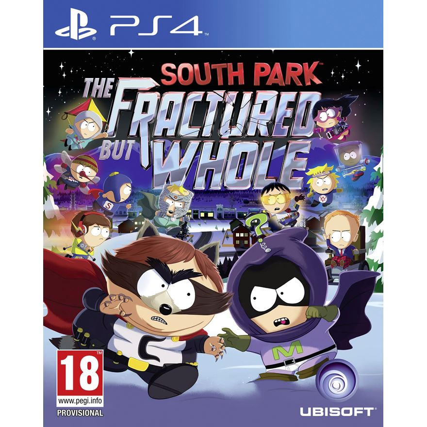 South Park: The Fractured But Whole PS4 image-0