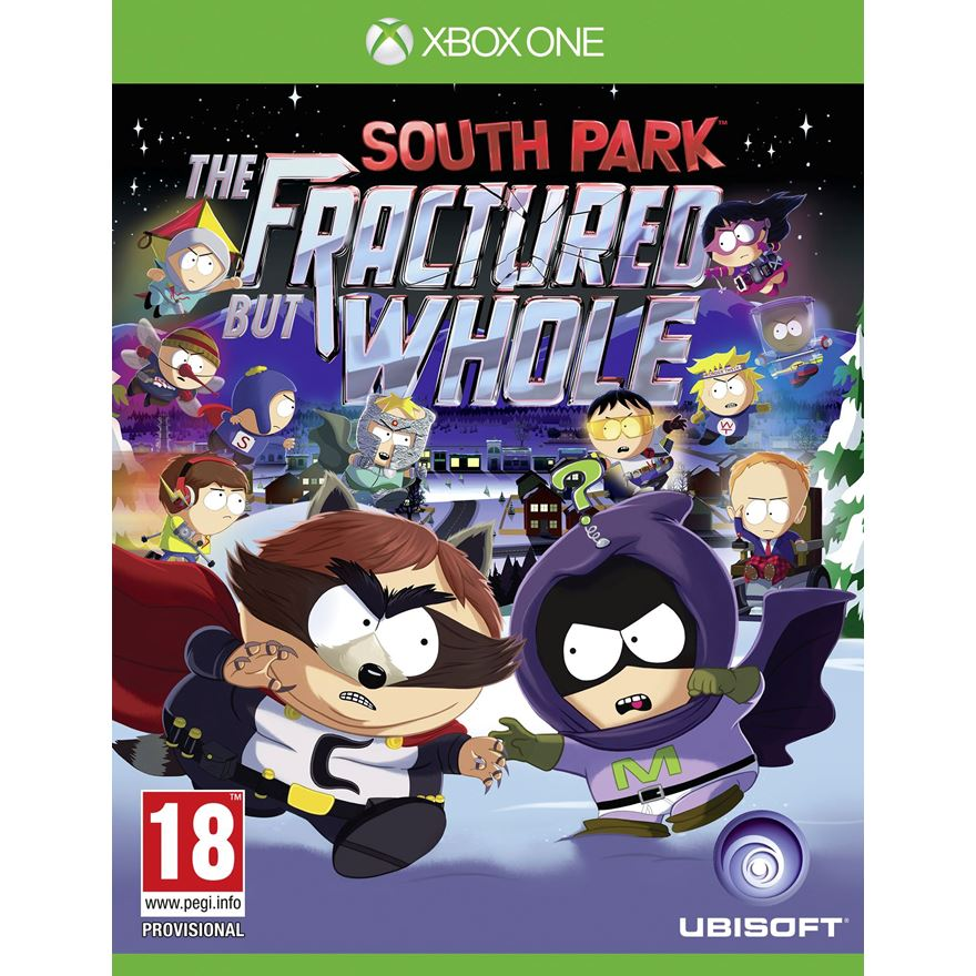 South Park: The Fractured But Whole Xbox One image-0