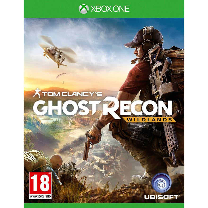 Tom Clancy's Ghost Recon: Wildlands Xbox One image-0