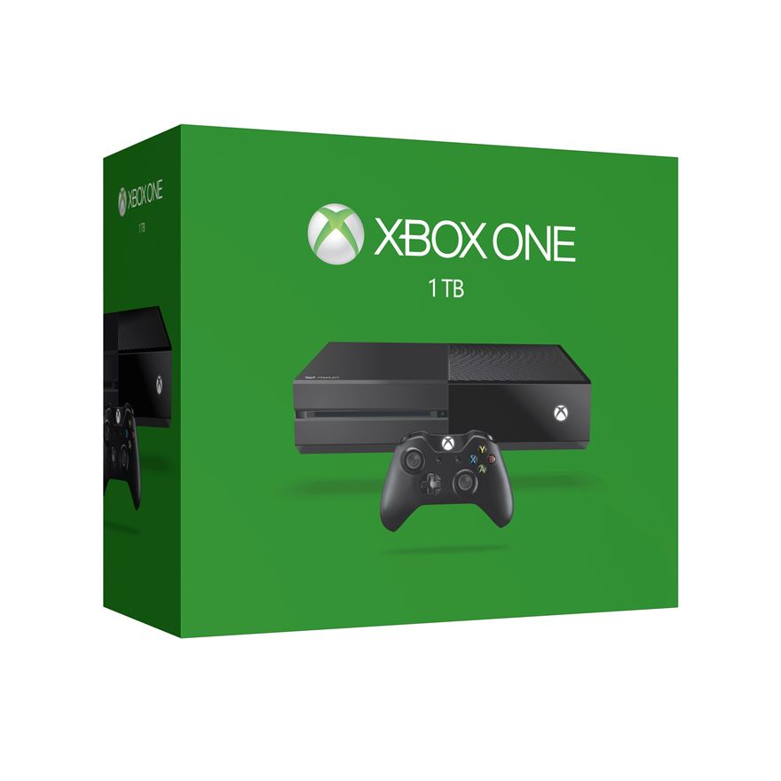 Xbox One 1TB Console image-0