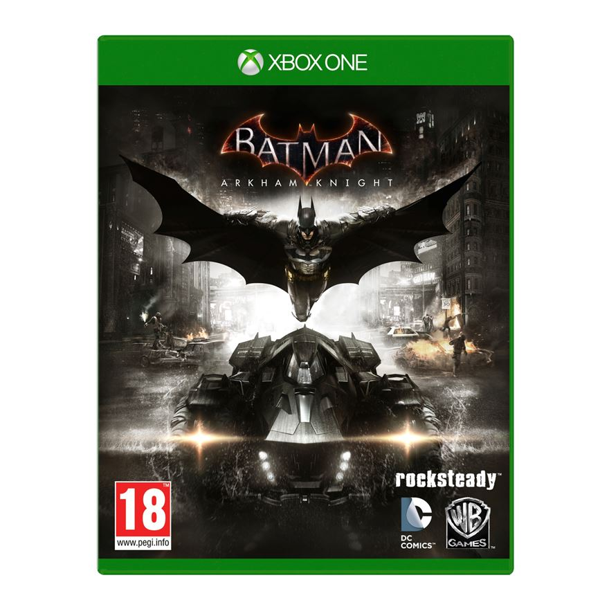 Preplayed Batman Arkham Knight Xbox One