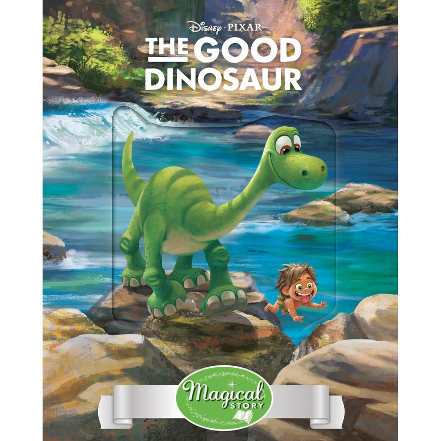Disney Pixar The Good Dinosaur Magical Story image-0