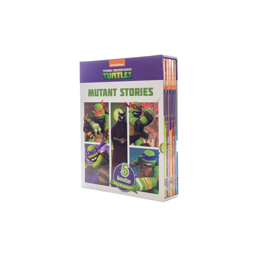 Nickelodeon Teenage Mutant Ninja Turtles Mutant Stories image-0