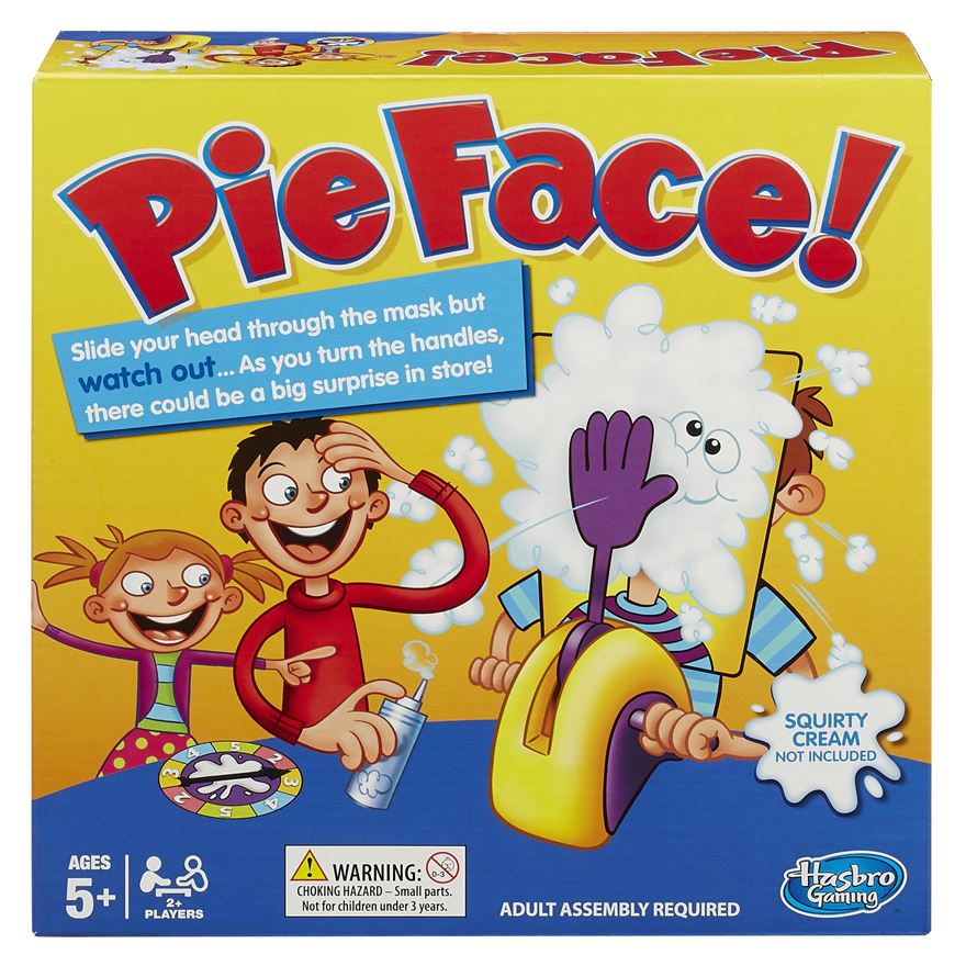 Pie Face Game image-0