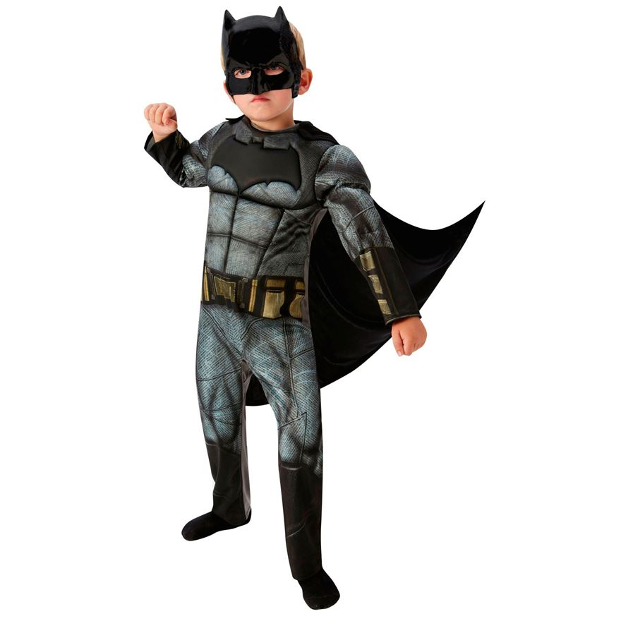Dawn of Justice Batman Deluxe Medium Costume