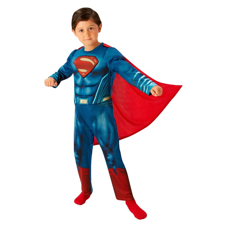 Dawn of Justice Superman Deluxe Medium Costume