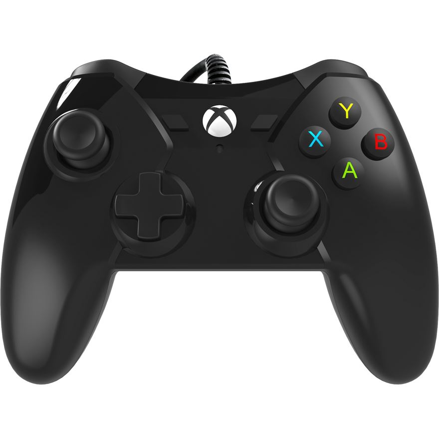 Power A Wired Xbox One Controller Black