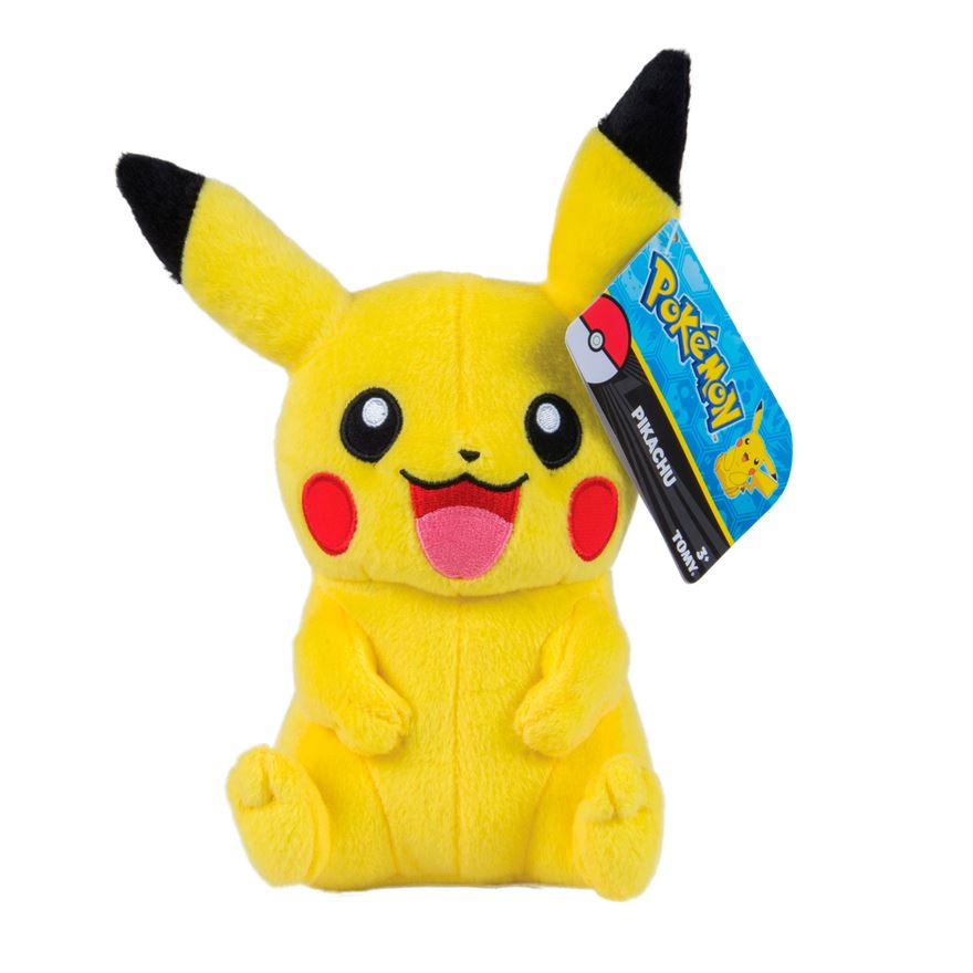 "Pokémon 8"" Pikachu Plush"