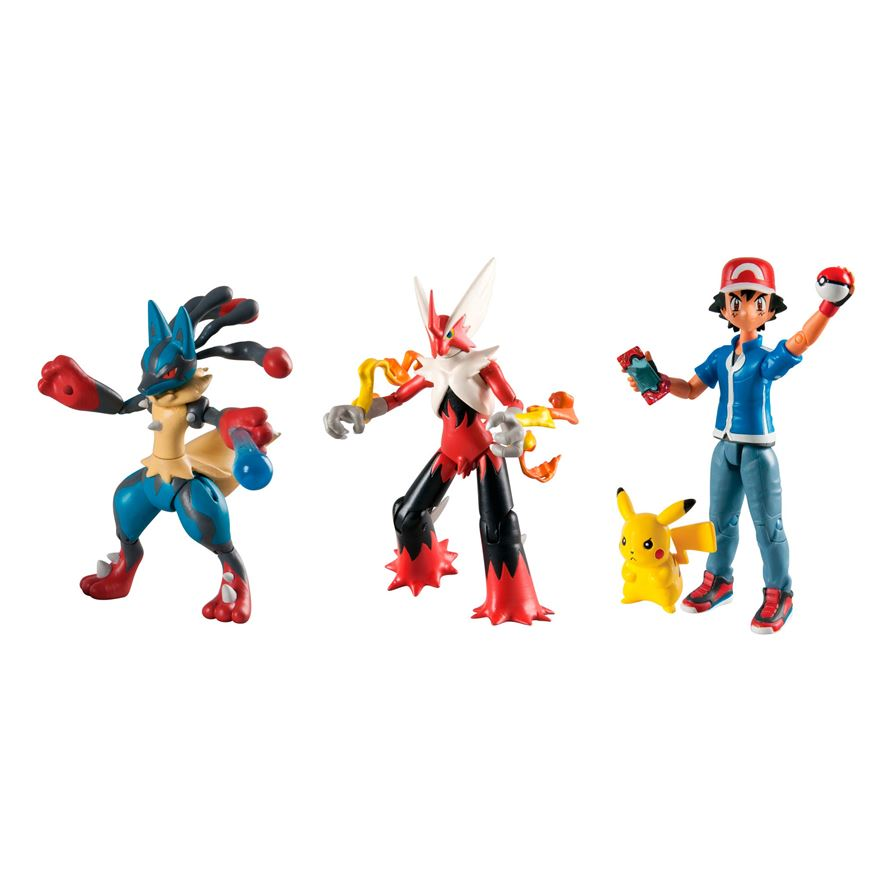Pokémon Action Figures - Assortment